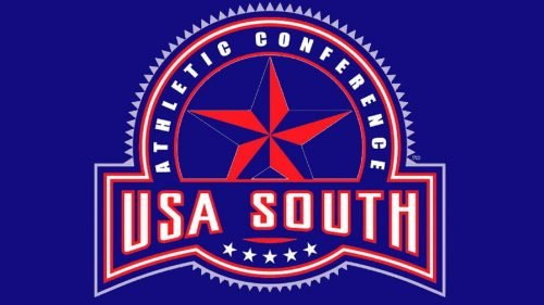 Logo USA South Athletic Conference