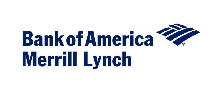 Logo Merrill Lynch Bank of America