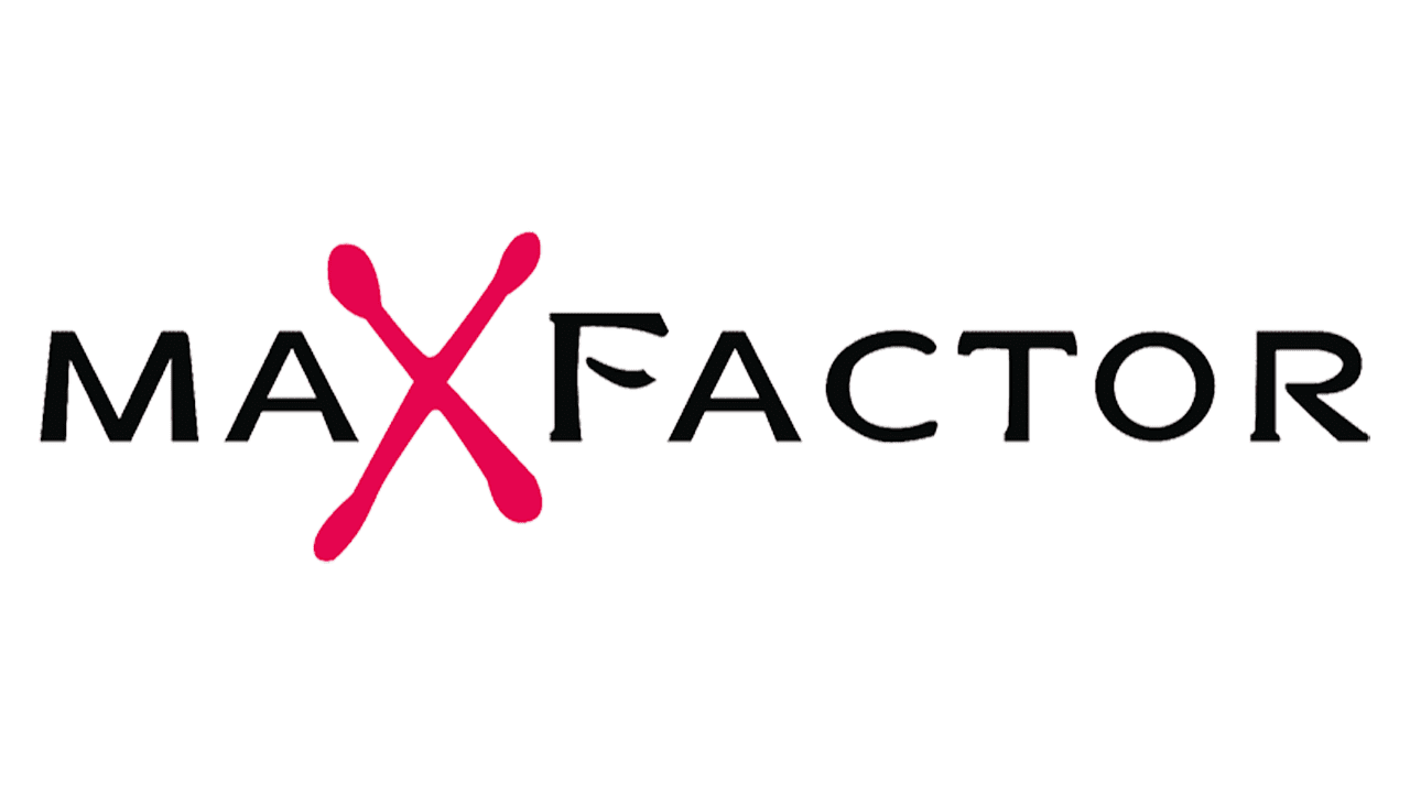 Max Factor Logo Evolution History And Meaning Png
