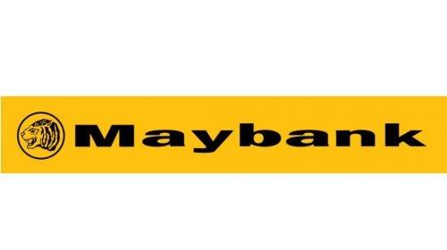 Maybank Logo 1993