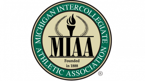 Michigan Intercollegiate Athletic Association Logo