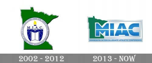 Minnesota Intercollegiate Athletic Conference Logo history