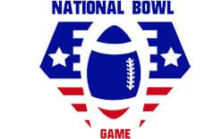 National Bowl Game Logo