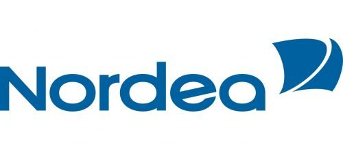 Nordea Bank Logo 2000