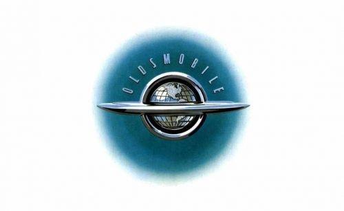 Oldsmobile Logo 1940