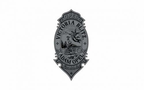 Opel Logo 1886