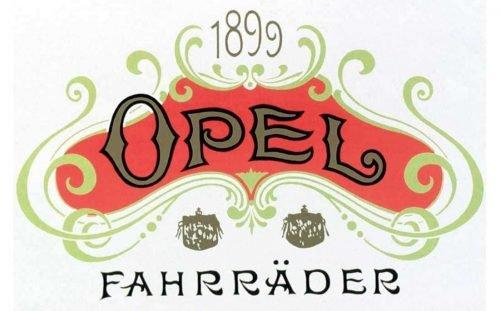 Opel Logo 18992