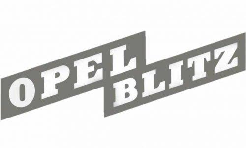 Opel Logo 1936