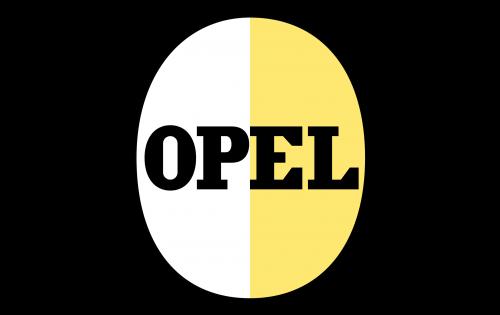 Opel Logo-1937-1950