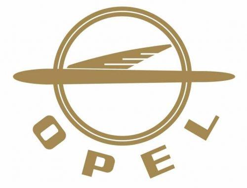 Opel Logo 1954