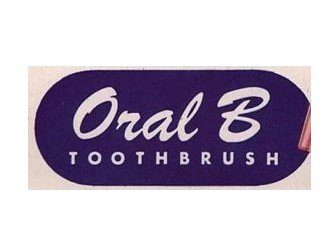Oral B Logo-1950