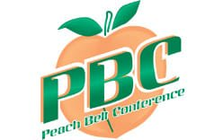 Peach Belt Conference Logo