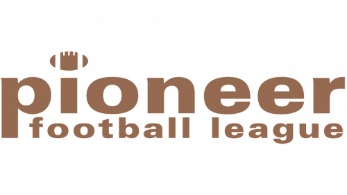 Pioneer Football League Logo