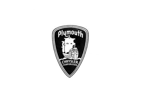 Plymouth Logo 1928