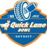 Quick Lane Bowl Logo
