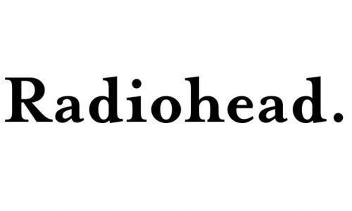 Radiohead Logo-2003