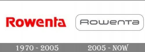 Rowenta Logo history