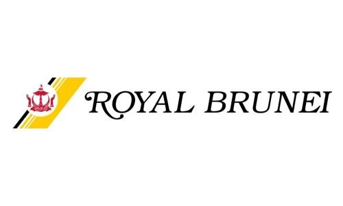 Royal Brunei Airlines Logo 1980