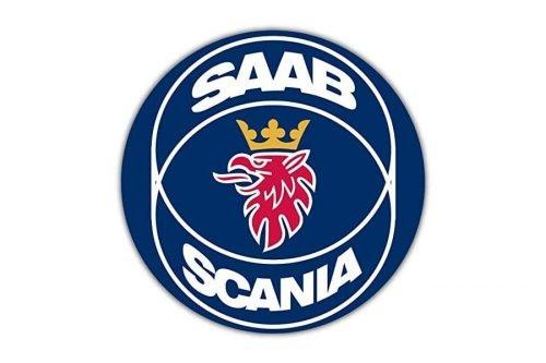 Saab Logo 1987