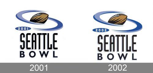 Seattle Bowl Logo history