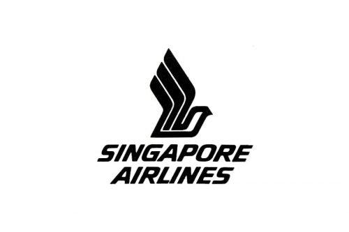 Singapore Airlines Logo 1972