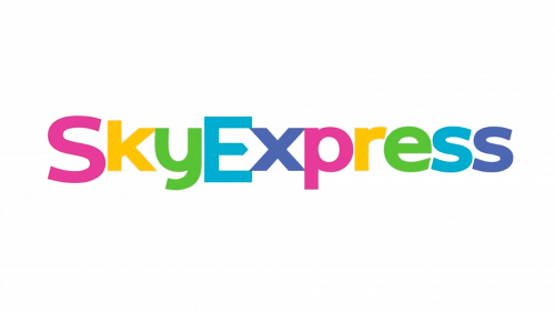 Sky Express Logo old