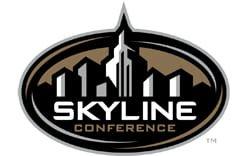 Skyline Conference Logo