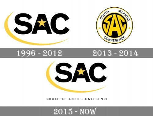 South Atlantic Conference Logo-history