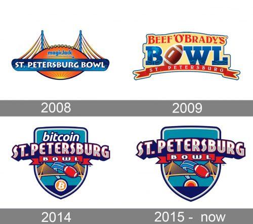 St Petersburg Bowl Logo history