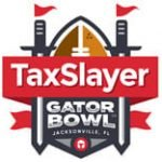 TaxSlayer Gator Bowl Logo
