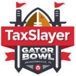 TaxSlayer Gator Bowl Logo