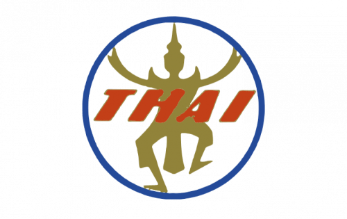 Thai Airways International Logo-1960