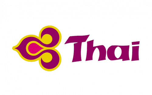 Thai Airways International Logo-1975