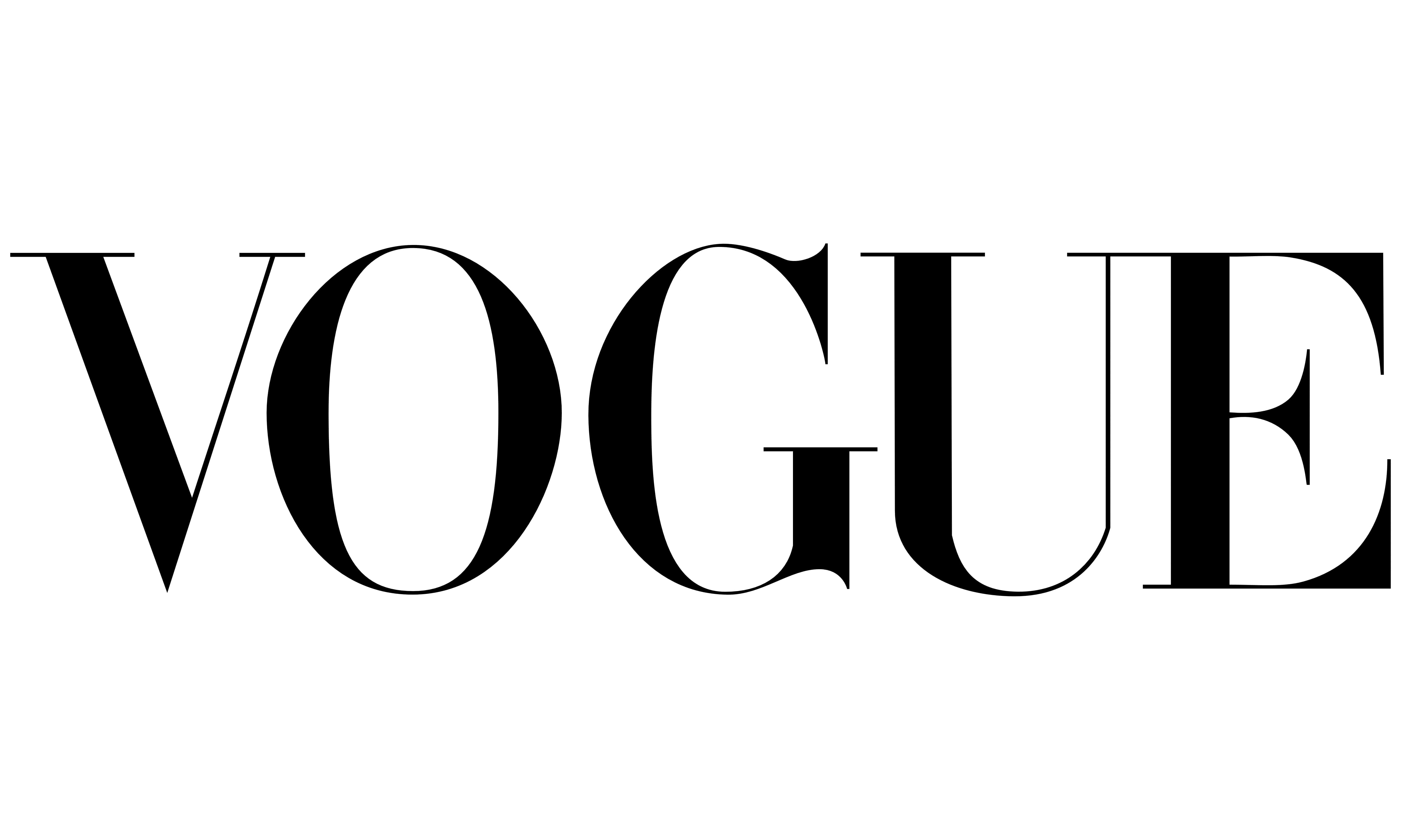 Vogue Logo | evolution history and meaning