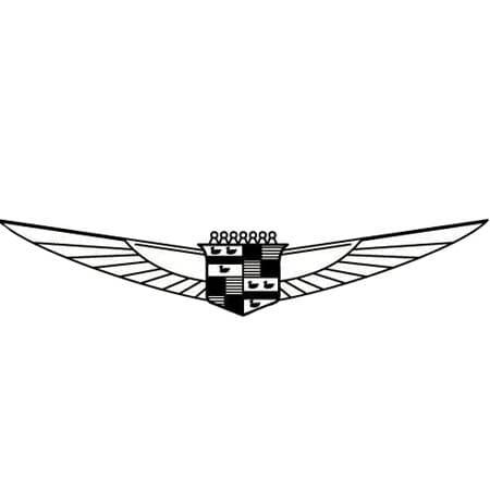 Cadillac logo 1933