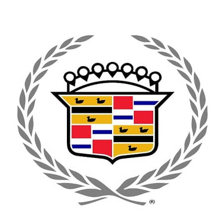Cadillac logo 1963