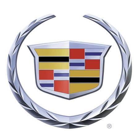 Cadillac logo 2009