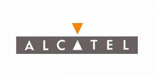 Alcatel Logo 1996