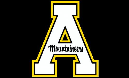 Appalachian State Mountaineers Logo-1970
