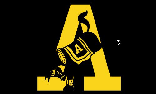 Army Black Knights Logo-1974
