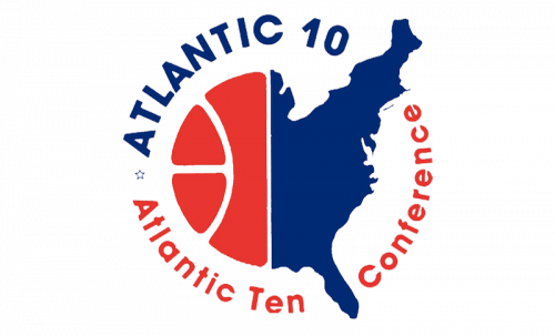 Atlantic 10 Conference Logo-1982