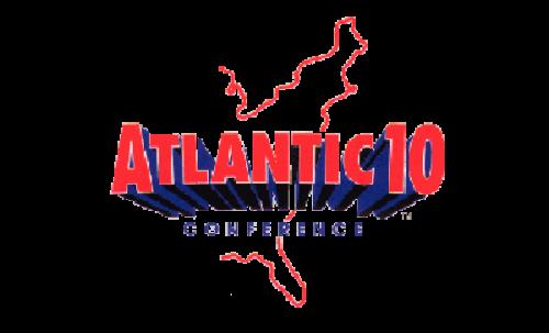 Atlantic 10 Conference Logo-1995
