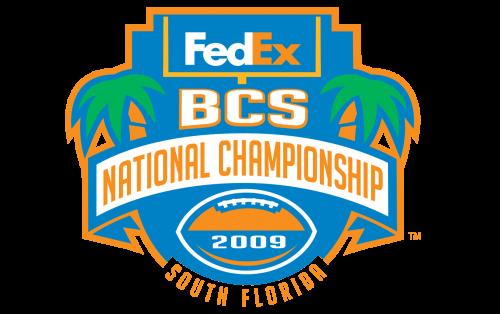 BCS Championship Game Logo-2009