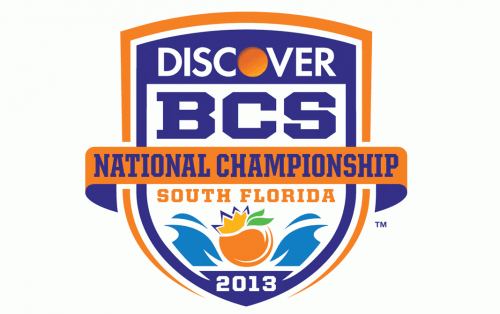 BCS Championship Game Logo-2013