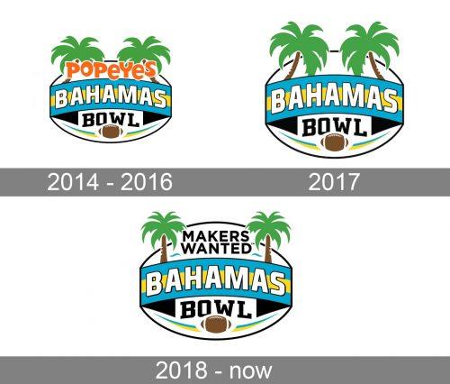 Bahamas Bowl Logo history