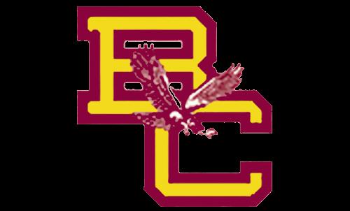 Boston College Eagles Logo-1962