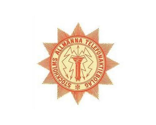 Ericsson Logo 1883