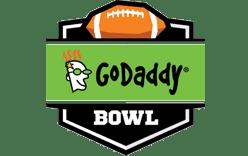 GoDaddy Bowl Logo