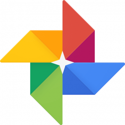Google Photos Logo 2015
