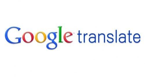 Google Translate Logo 2010